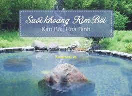 Nước khoáng Kim Bôi tại Hà Nội
