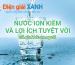 Nước ion kiềm | Uống nước Ion kiềm có tốt không? chuyên gia Hà Nội